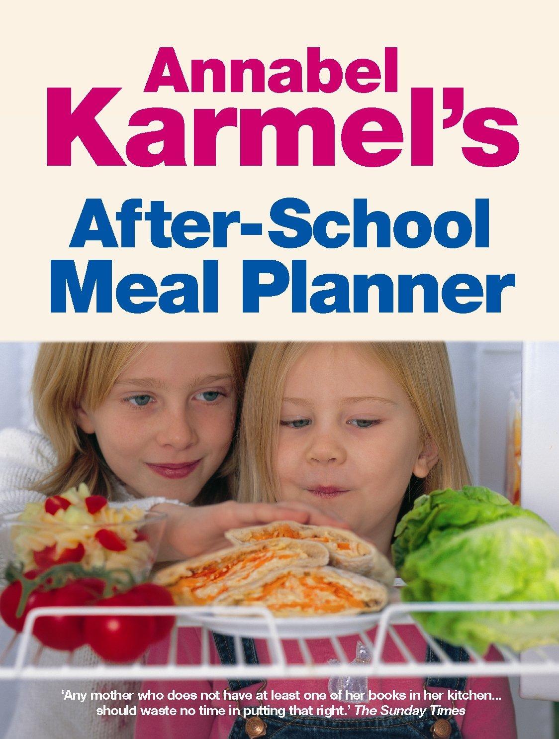 Annabel Karmel's After-School Meal Planner. pdf epub