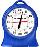 ACCUSPLIT AX850 Lane Timer/Pace Clock, Blue, 15-Inch