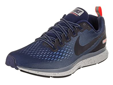 225f2a58cec60 Nike Men s Air Zoom Pegasus 34 Shield Competition Running Shoes ...