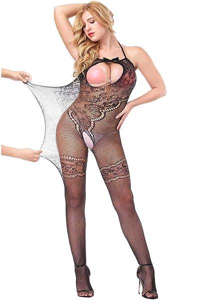 Amazon.com: evershare Mujeres Sexy ropa interior ...