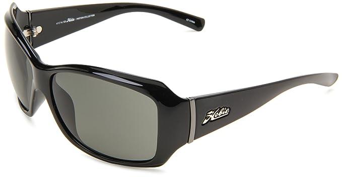 6a30beb47a0 Amazon.com  Hobie Ava Rectangle Sunglasses