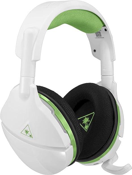 Turtle Beach Stealth 600 Auriculares Gaming con Sonido Envolvente Inalámbricos - Xbox One, Blanco: Amazon.es: Videojuegos