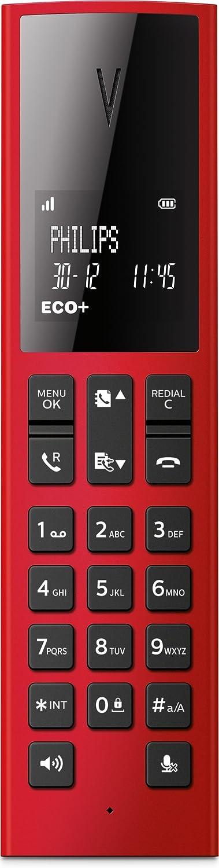 Philips Linea V M3501r Teléfono Inalámbrico Diseño Computer Zubehör