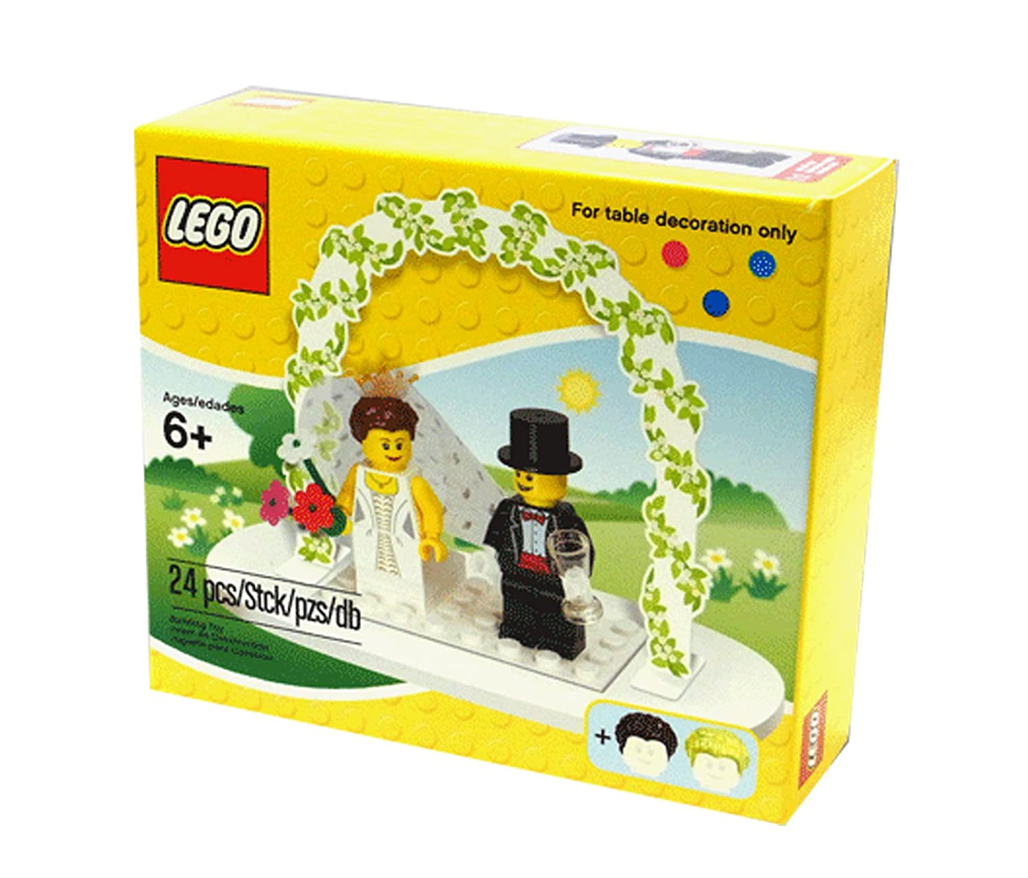 Amazon Lego Wedding Favors Set 853340