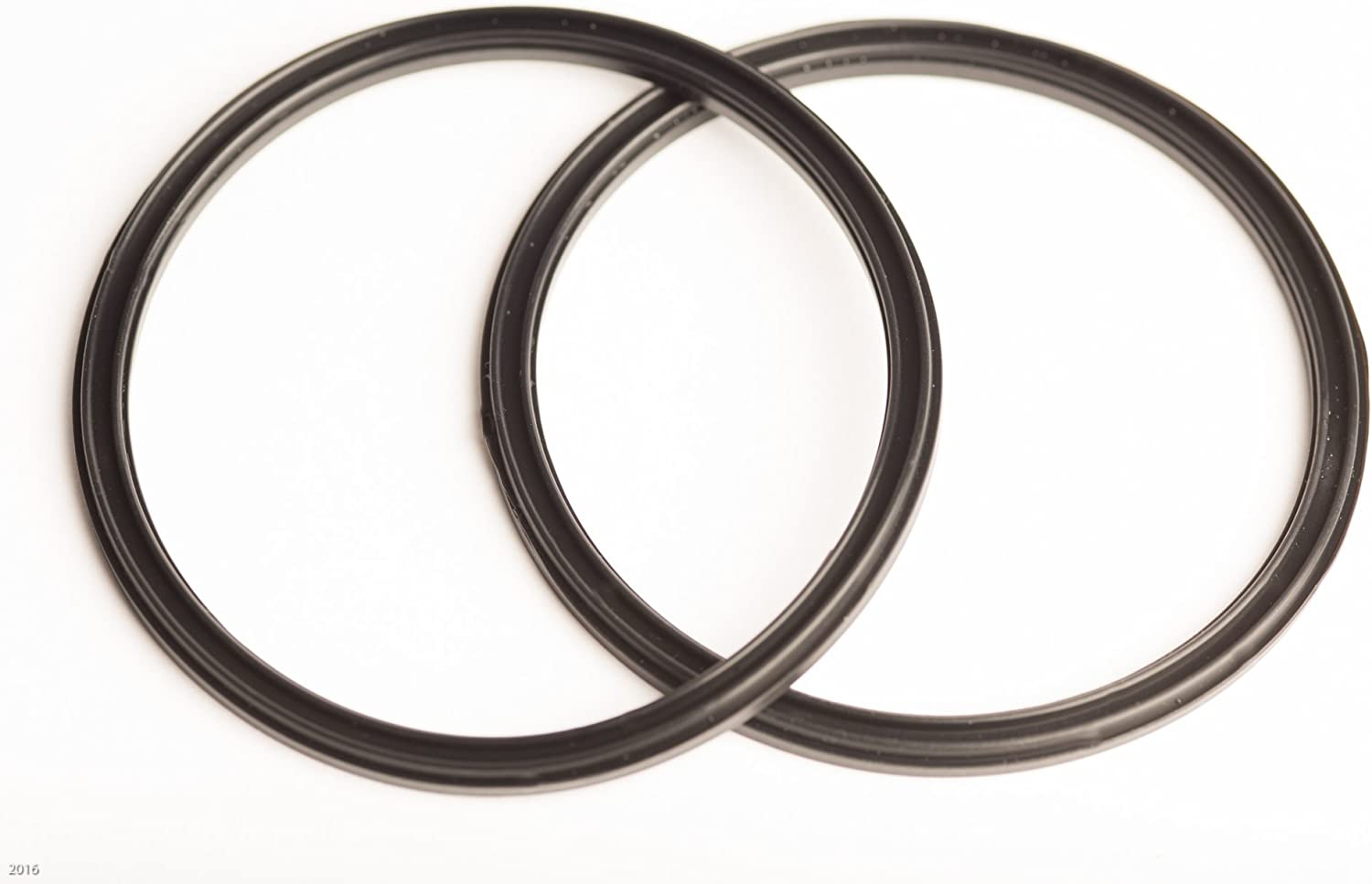 2 Pack New OEM Replacement Rubber Lid Seals for 14 or 30 Ounce Insulated Stainless Steel Tumbler Lids Such As Yeti RTIC Ozark Trail Mossy Oak Atlin Beast