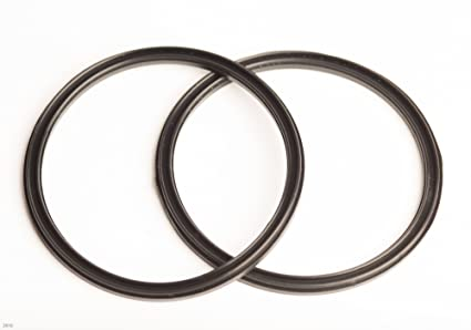 Amazon com: 2 Pack New OEM Replacement Rubber Lid Seals for