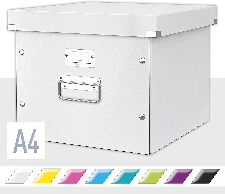 Leitz Hängemappenbox Click /& Store 6046 weiss