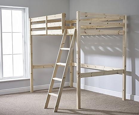 Strictly Beds & Bunks Ltd. - Struttura in legno per letto a ...