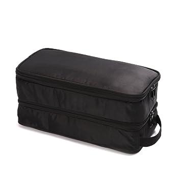 Amazon.com: Bolsa de viaje versátil para cosméticos ...