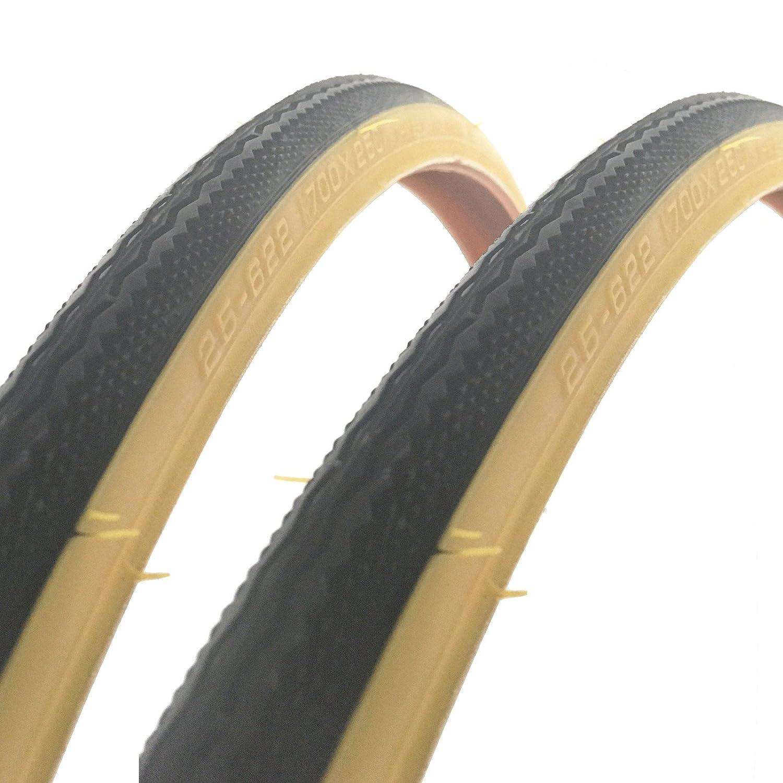 Raleigh – CST T1216 700 x 25 C Sport bicicleta de carretera Tires (Pair)