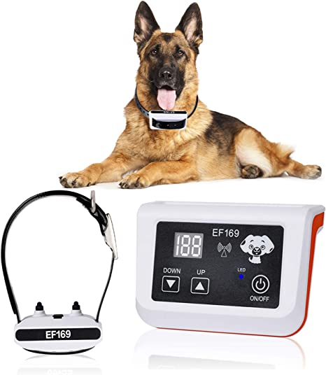 Wireless Dog Fence, Pet Containment System