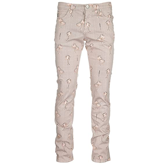 reputable site best wholesaler free shipping Versace Jeans Men's Trousers Pants Pink UK Size 34 (UK 34 ...
