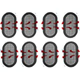 SOYOKO Replacement Arms Gel Pads for ARMS Muscle Training System 2 Sets of 8 Gel Pads