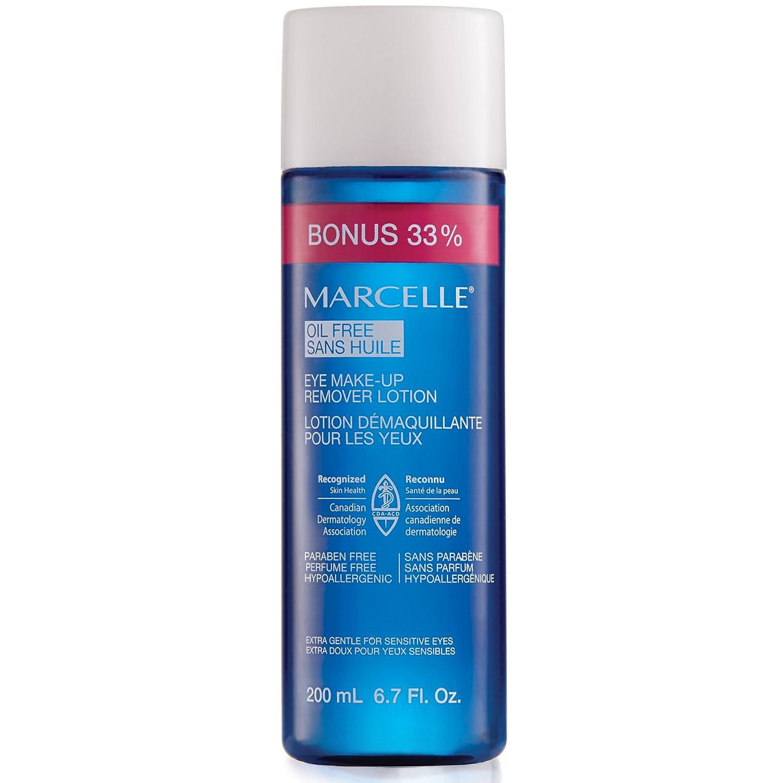 Marcelle - Oil-Free Eye Makeup Remover Lotion - Bonus size 200 mL Groupe Marcelle Inc.