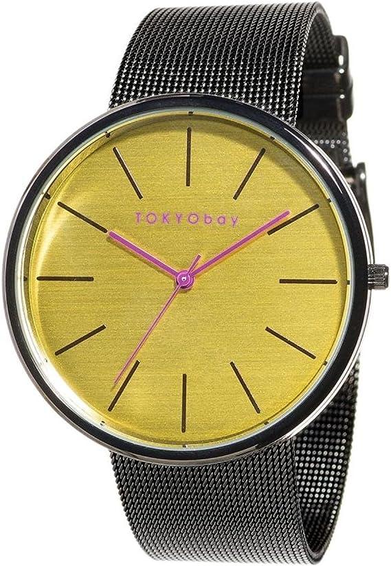 Tokyobay Jet watch, Mustard: Amazon.co.uk: Watches
