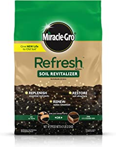 Miracle-Gro Refresh 1 Soil Revitalizer, 4.7 lb.