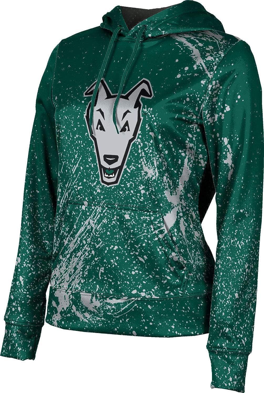 Splatter ProSphere Loyola University Maryland Girls Pullover Hoodie School Spirit Sweatshirt