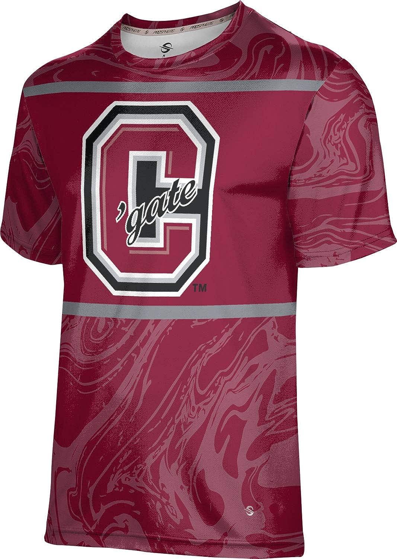 ProSphere Colgate University Mens Performance T-Shirt Ripple