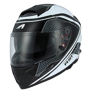 Astone Helmets Casco de Moto Integral de Fibra GT1000 F GT1000 F-NASHPKS