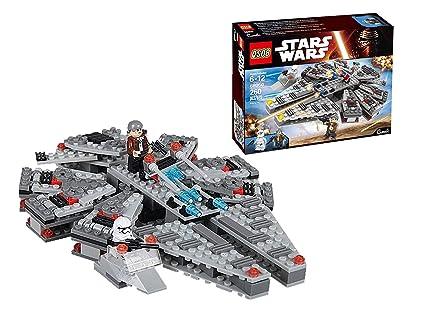 Buy Happy GiftMart 260 PCS Millennium Falcon Star Wars Ship