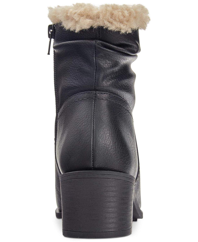 Style & Co. Frauen Penelopyp Geschlossener Zeh Kaltes Kaltes Kaltes Wetter Stiefel 84fadd