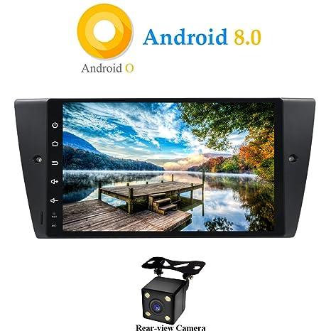 XISEDO Android 8.0 Autoradio In-Dash 9 Pulgadas Radio de Coche 8-Core RAM