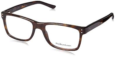 e443e537dcb Amazon.com  Polo Men s PH2057 Eyeglasses Havana 55mm  Shoes