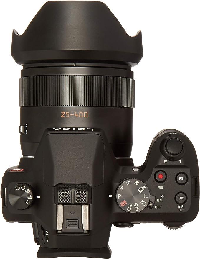 Leica V-Lux (Tipo 114) Explorer Kit con Bolsa de ONA y Correa de ...