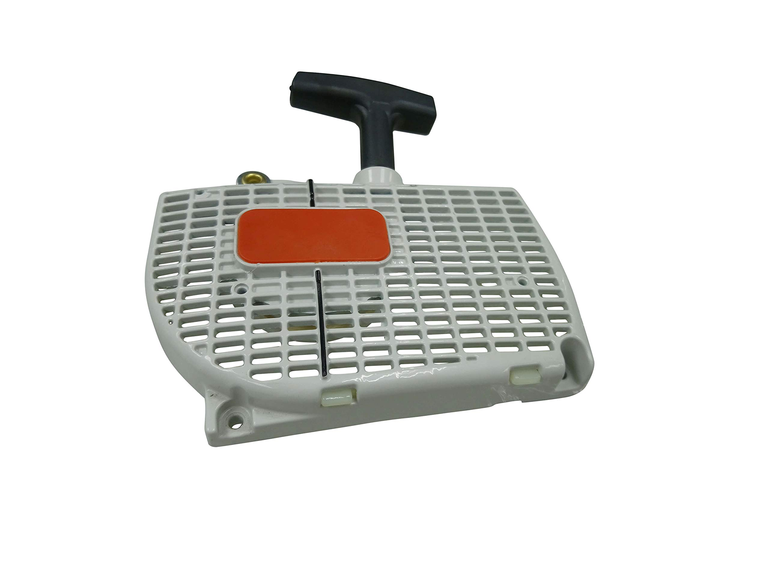 EngineRun Recoil Rewind Pull Start Starter Cover Assembly for Stihl 044 046 MS440 MS460 Chainsaws OEM 11280802104 Ships from The USA 1128-080-2104 by EngineRun