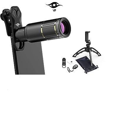 Amazon Com Viewpoint 16x Zoom Lens Telescope Telephoto Clip On Lens