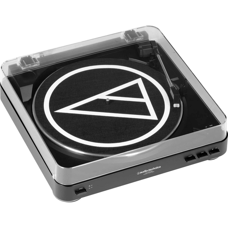 Audio-Technica AT-LP60 - Tocadiscos + lápiz óptico adicional ...