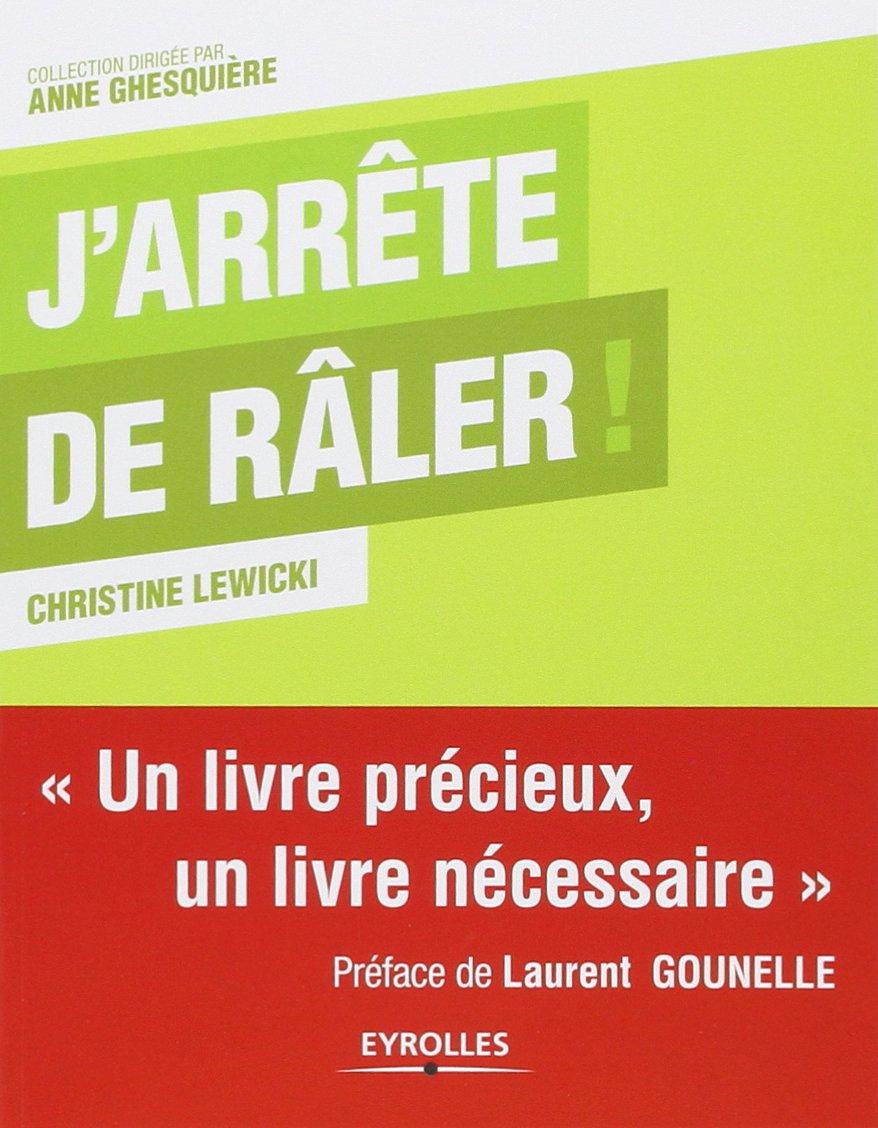 J Arraªte De Ra Ler French Edition Christine Lewicki