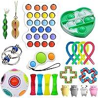 Sensorisk Fidget Toy Toy Set Sensorisk sittande och stående leksaksuppsättning Stressavlastning och ångestfidget…