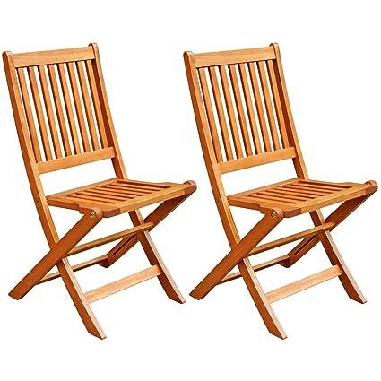Image Unavailable - Amazon.com : LuuNguyen Win Outdoor Hardwood Folding Chair (Natural