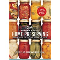 Ball Complete Book of Home Preserving