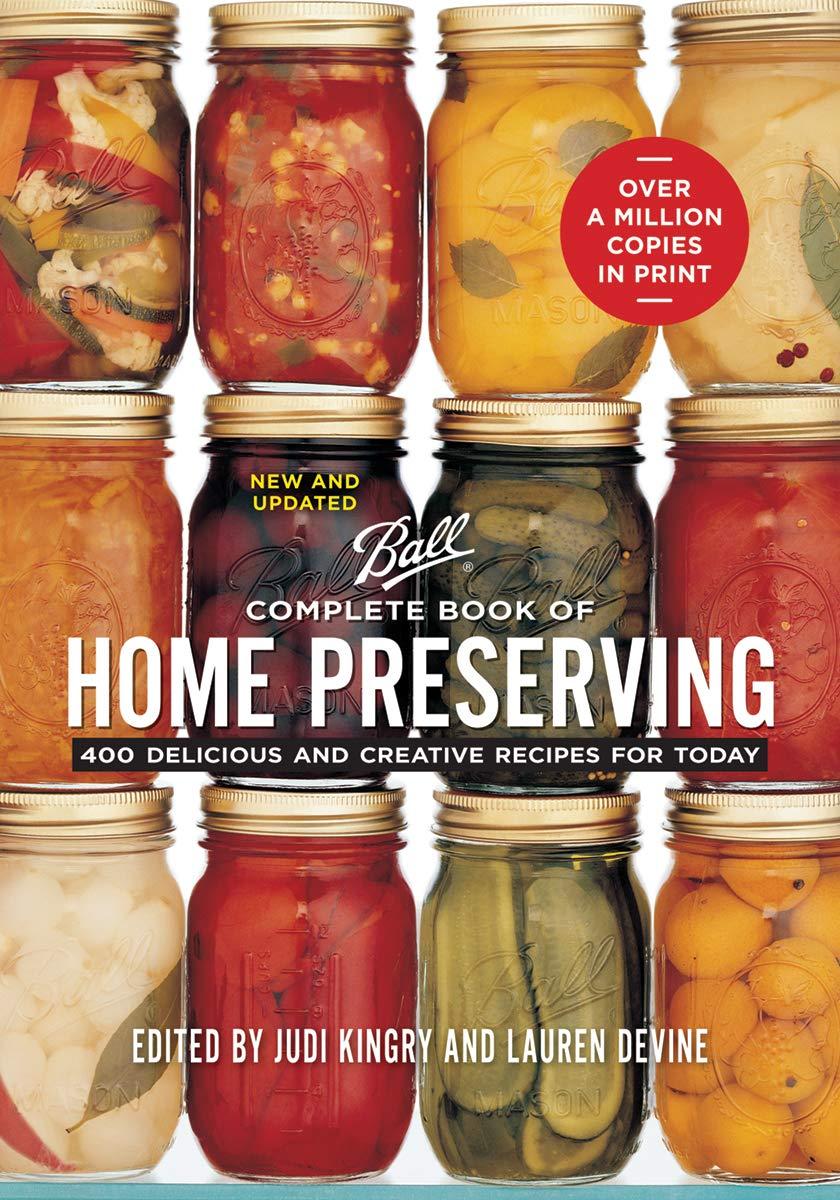 Ball Complete Book of Home Preserving pdf epub mobi fb2