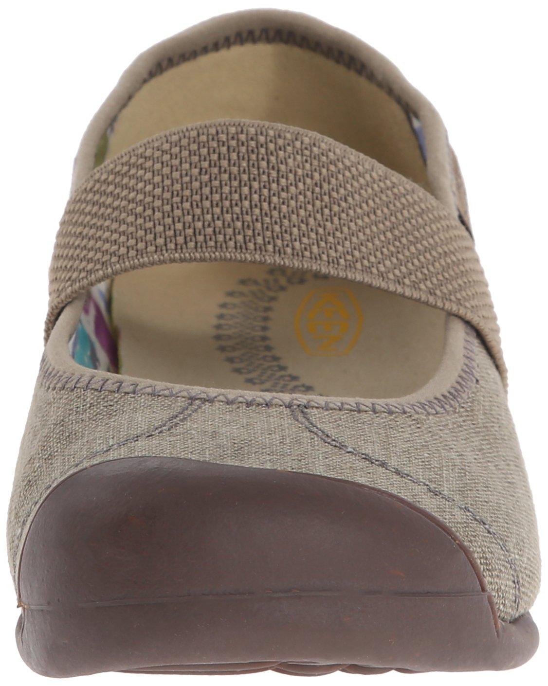 KEEN Women's Sienna 9.5 MJ Canvas Shoe B00ZFM4UOU 9.5 Sienna B(M) US|Brindle 68aff1