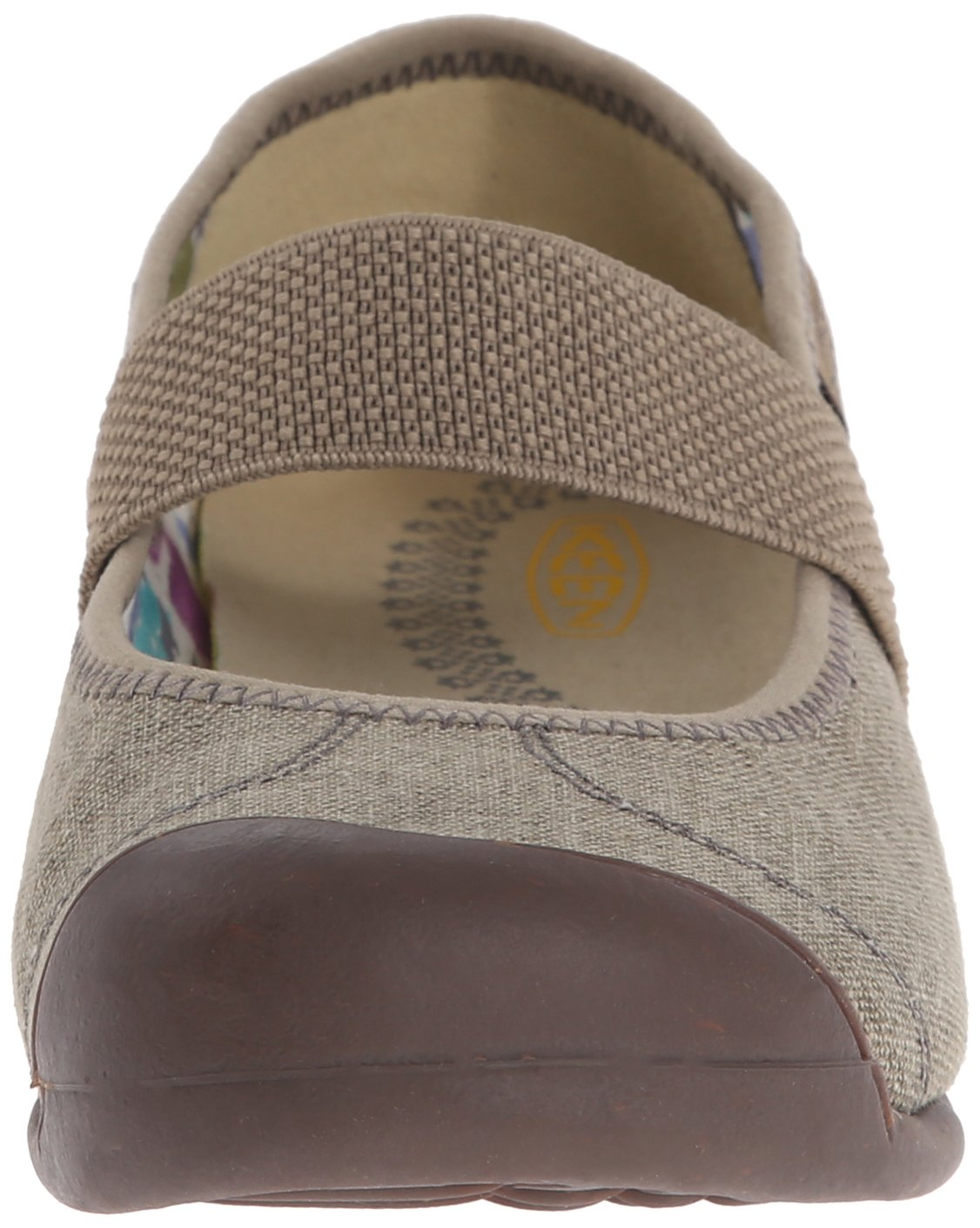 KEEN Women's Sienna MJ Canvas Shoe B00ZFM6MYQ 10.5 B(M) US|Brindle