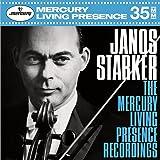János Starker: The Mercury Living Presence Recordings (Coffret 10 CD)
