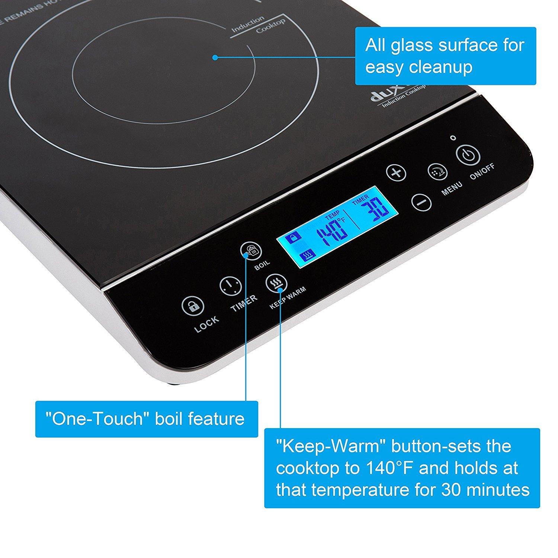 youtube countertop duxtop range countertops burner cooktop induction avantco watch watt portable