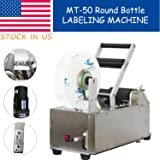 Labeling Machine Bottle Semi-auto Round Labeling