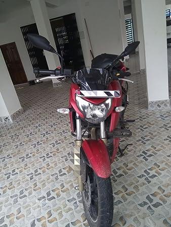 Tvs Apache Rtr 200 4v Visor Amazon In Car Motorbike