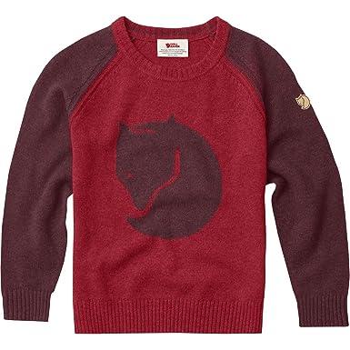 wähle das Neueste reduzierter Preis verkauf usa online FJÄLLRÄVEN Unisex Kinder Strickpullover Kids Fox Sweater ...
