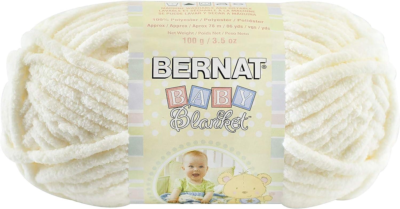 Bernat Super Bulky Baby Blanket Yarn