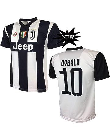 Juventus F.C. MAGLIA DYBALA 10 JUVENTUS replica prodotto ufficiale 2018 19  autorizzato JJFC bambino ( 0c3b5b154100