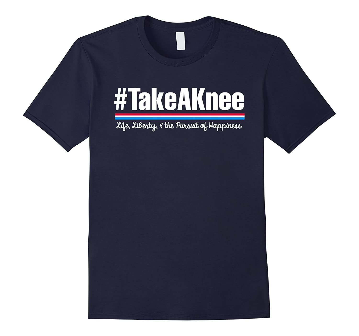 #TakeAKnee Shirt. Take a Knee t-shirt. Stand Up for Rights.-BN