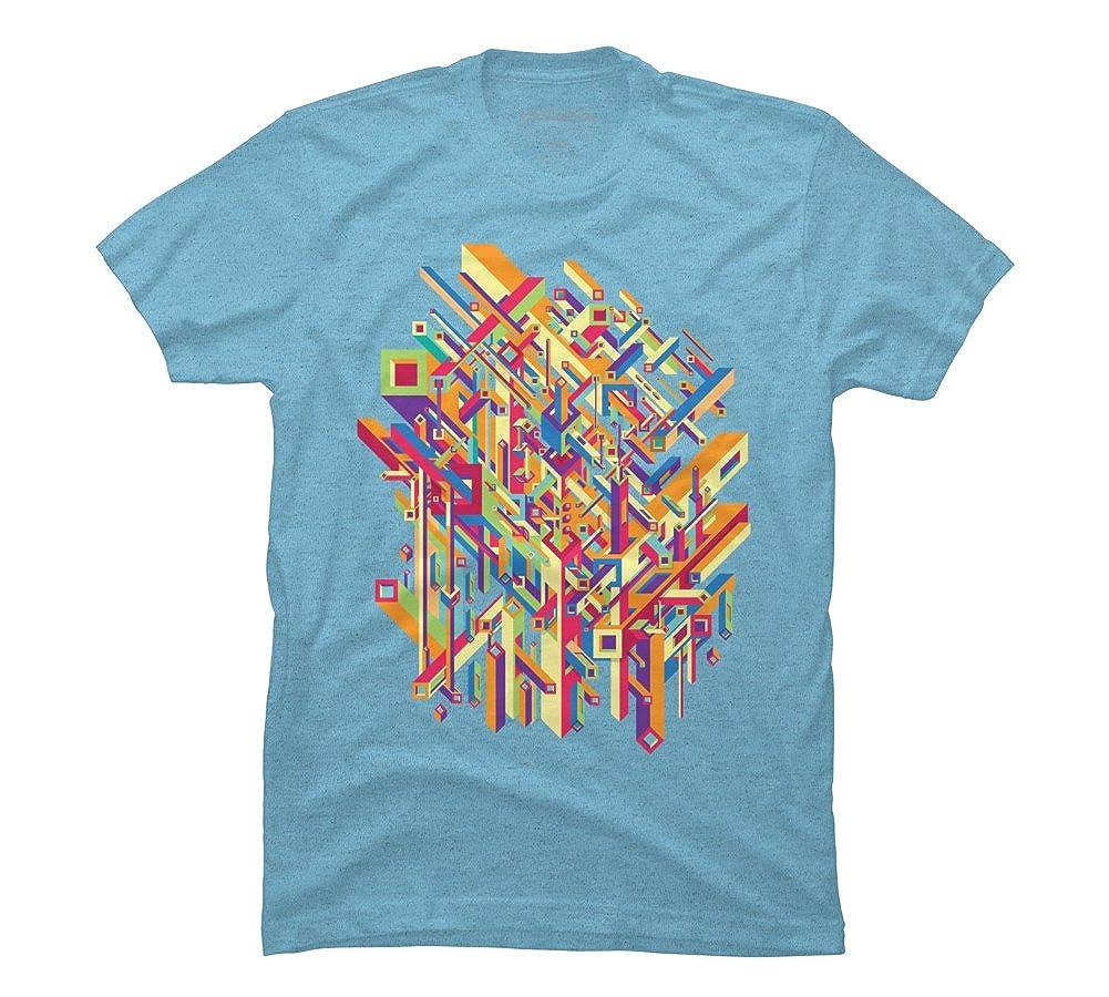 11f09049c8e1 Amazon.com: Parallel Universe Men's Graphic T Shirt - Design By Humans:  Clothing