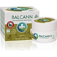Annabis BALCANN + ekbarkhampbalsam för atopiskt eksem, psoriasis, dermatit, torr, irriterad, känslig hud, naturlig med…