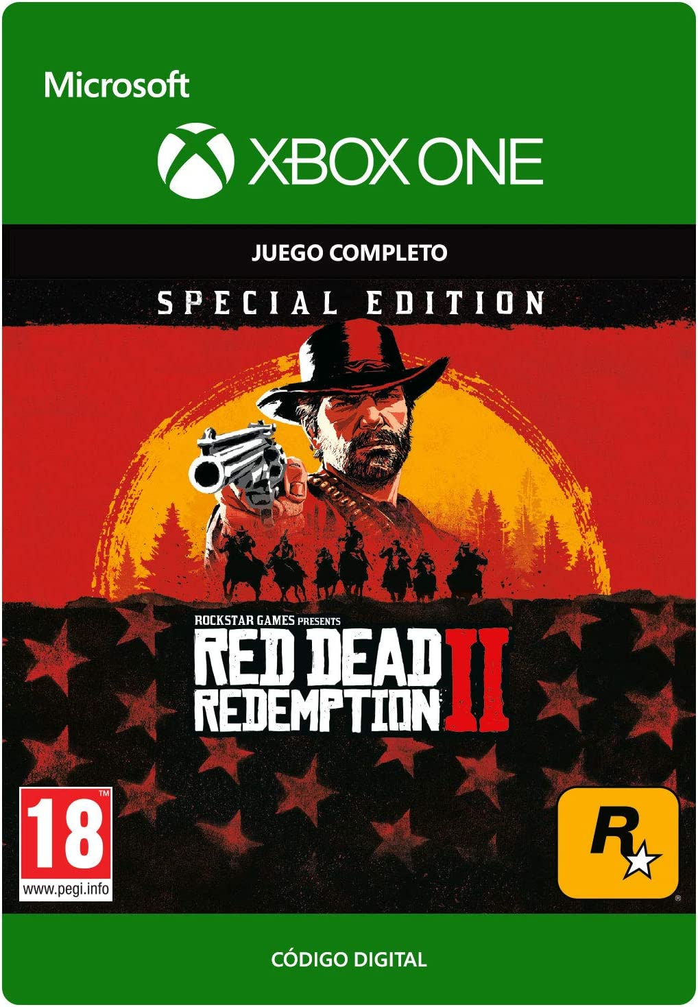 Red Dead Redemption 2 | Xbox One - Código de descarga: Amazon.es ...