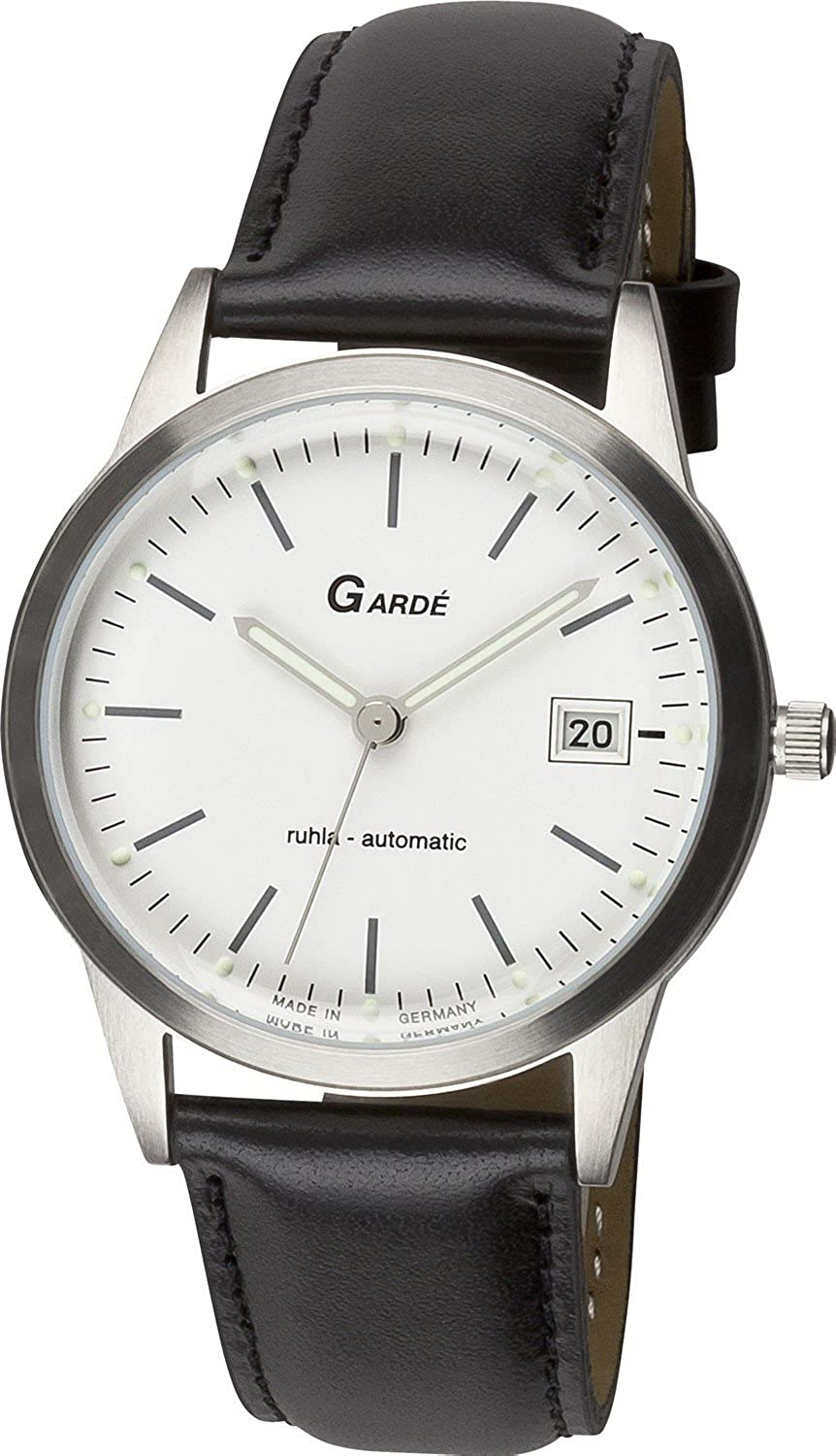 Gardé Automatic Elegante Herrenuhr Made in Germany